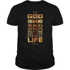 For #God Solved The World Great #Gift For Any #Jesus #Christ Believer Fan. Click Visit to order!!!! PRINTED IN THE USA! Share and Tag your friends who would love to wear this.