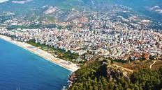 #Alanya City
