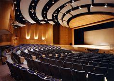 auditorium, hasonló, csak végig körben