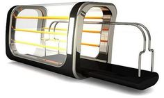 Now this transparent toaster makes a lot of sense and it won't cause the Dyson PR to go absolutely nuts either, unlike some other models we've seen. Better still is that the see-through slide toaster looks it may actually… Amazon Gadgets, Home Gadgets, Kitchen Tools And Gadgets, Illustration Software, Toaster Oven Recipes, Kettle And Toaster, Industrial Design Sketch, Tech Toys, Home Automation