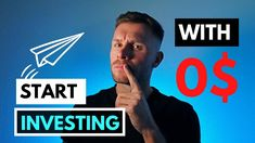 How to START INVESTING with $0 (5 HACKS to get started ASAP)