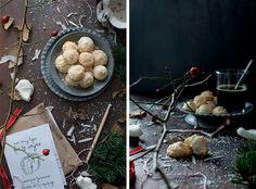 Estas mini sultanas de coco son un bocado irresistible, crocante por fuera y jugoso por dentro