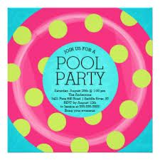 Resultado de imagem para convite personalizado de pool party 15 anos menina