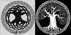 The 5 most Important Viking Symbols and their meanings The 5 most Important Viking Symbols and their meanings yggdrasil-symbols-tree-life-symbolic-natural Viking Tattoo Symbol, Celtic Tattoo Symbols, Norse Tattoo, Wiccan Tattoos, Inca Tattoo, Viking Tattoos, Samoan Tattoo, Polynesian Tattoos, Viking Symbols And Meanings