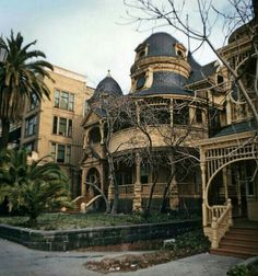 Image result for pretty but creepy building