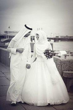 Muslim Wedding Couple ♥