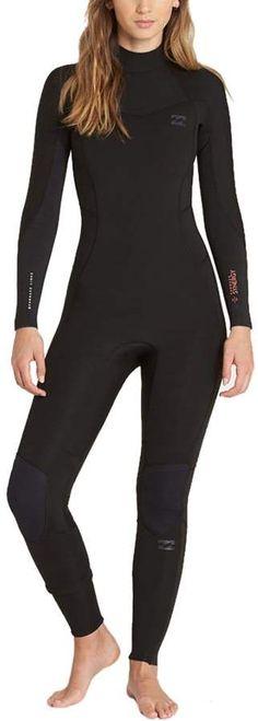 Billabong 3 2 Furnace Synergy Back-Zip Full Wetsuit - Women s Diving Suit d3caca66e