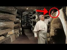 5 Dark Secrets The Vatican Doesn't Want You To Know! Description: The Vatican has been an all-powerful organization since its inception. The Catholic Church . Ancient Mysteries, Ancient Aliens, Ancient Symbols, Thing 1, Conspiracy Theories, Bible Lessons, Weird World, History Facts, Catholic