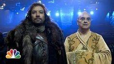 Game Of Thrones #Homage Starring Jimmy Fallon - #GameOfThrones #JimmyFallon