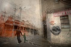 Multiple layered, artistic abstract impression capturing the energy on the streets Woodstock in Cape Town. This print forms part of an extended body of work. Prints are available on high-quality fine art paper or printed directly onto aluminium. Shipping prices would need to be adjusted for metal prints.  #artphotographygallery #martinosner #capetown #multipleexposure Photography Gallery, Fine Art Photography, Learn Photography Online, Multiple Exposure, International Artist, Woodstock, Photographic Prints, Fine Art Paper, Travel Style