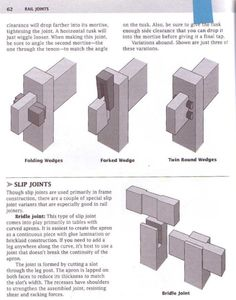 mortise and tenon joints – Studio Make-do Diy Furniture Renovation, Craftsman Furniture, Diy Furniture Projects, Diy Wood Projects, Woodworking Projects That Sell, Woodworking Joints, Woodworking Wood, Japanese Joinery, Japanese Woodworking