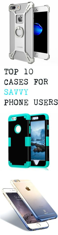 New awesome phone cases & accessories for the savvy users.  #tech #new #gadgets