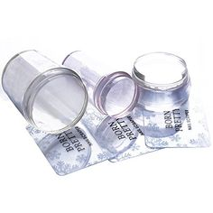 Born Pretty 3Pcs Clear Jelly Nail art Transparent Soft Stamper and 3 Christmas Scraper Set DIY Polish Print Template Manicure Accessories *** Want to know more, click on the image. Note:It is Affiliate Link to Amazon.