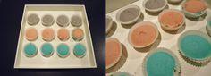 DIY badtaartjes met eucalyptus (idee gezien op tv) http://vitaya.be/rok-en-rol/badtaartjes