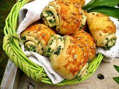 Juditka konyhája Izu, Baked Potato, Shrimp, Potatoes, Yummy Food, Meat, Baking, Ethnic Recipes, Drinks
