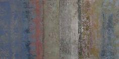"""della terra VII, oil on panel, 16""""x 32"""""""
