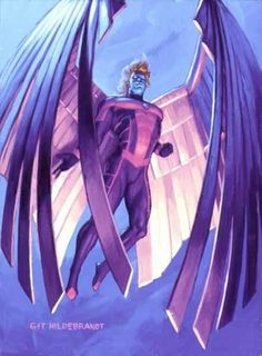 All about Angel / Archangel, via Comic Vine