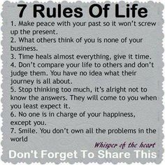 7 rules <3