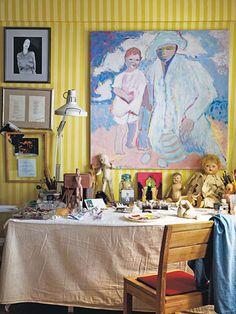 The Studio Blog - Style Icon - Gloria Vanderbilt | DwellStudio