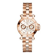 GUESS COLLECTION X74008L1S Ladies Quartz Chronograph,Dress Elegant,Sapphire Crystal,100m WR *** Read more reviews of the product by visiting the link on the image.