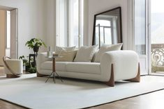Sofa Design, Interior Design, New Furniture, Furniture Design, Italian Furniture Brands, Lounge Seating, Seat Cushions, Table, Home Decor