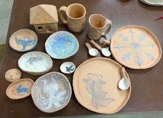 Cynthia Thornton of Green Girl Studios: Ceramics