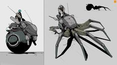 Image result for sci fi vehicle concept art