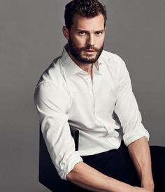 It's getting late in Los Angeles and Jamie Dornan's had a long day.  The 34-year-old's filming the lead in a small indie movie, Untogether, and has been up since daybreak to catch first light.  Not that we're here to talk about that. As most are aware, Dornan's now famous for playing Christian Grey – the billionaire businessman with a taste for sadomasochism and the protagonist in the blockbuster Fifty Shades movie franchise.  The first instalment hit screens in 2015 and there are two more…
