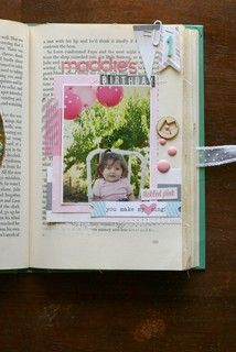Happy Little Moments Book- more pages by Veronica_Milan at Studio Calico
