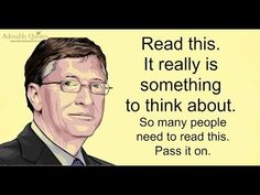 Bill Gate`s 11 Rules You Will Never Learn In School