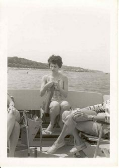 who knits on a boat | Flickr - Photo Sharing!