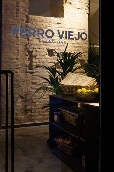 Restaurante Perro Viejo en Sevilla