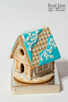 Little Gingerbread houses by Olya