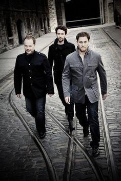 The Celtic Tenors  celtic-tenors.com