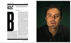 The New York Times Magazine. Designer: Raul Aguila