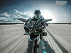 Image Gallery: 2015 Kawasaki Ninja H2R | Sport Rider