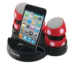 Disney iHome Portable Rechargeable Mini Speakers