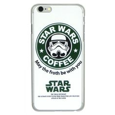 Star Wars iPhone 6 Plus case The Force Awakens Stormtrooper Collector... ($7.95) ❤ liked on Polyvore featuring accessories and tech accessories