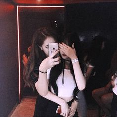 ulzzang couple lesbian images, image search, & inspiration to browse every day. Mode Ulzzang, Korean Ulzzang, Ulzzang Girl, Cute Korean, Korean Girl, Asian Girl, Cute Lesbian Couples, Lesbian Love, Gay Couple