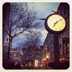 Quincy Market - Boston, Massachusetts