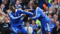 Essien: Drogba convinced me to pick Chelsea over Man Utd Roy Keane, Sir Alex Ferguson, Fifa 20, Ea Sports, Pep Guardiola, Zinedine Zidane, Manchester United, Comebacks, Video Game