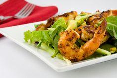 Lemon Cilantro Grilled Shrimp   Recipes   Metabolic Research Center