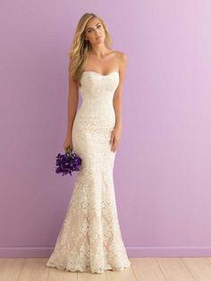 Allure Romance Wedding Dresses - Style 2903 I lovvvee jt