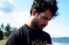 José on the beach
