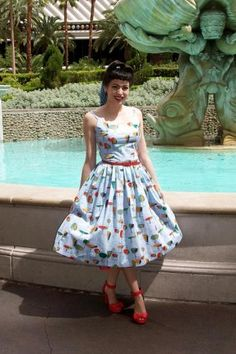 My most favourite ever summer dress