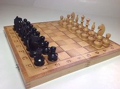 Superb #contemporary design #wooden #chess and backgammon set good cond ideal gif,  View more on the LINK: http://www.zeppy.io/product/gb/2/132091587169/