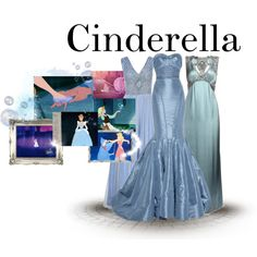 Disney Style- Cinderella - the dress front and center is my favorite Modern Princess Outfits, Princess Inspired Outfits, Disney Princess Outfits, Disney Inspired Fashion, Disney Bound Outfits, Disney Fashion, Disney Fancy Dress, Disney Prom, Disney Dresses