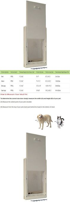 Petsafe Replacement Flap For Freedom Dog Door And Extreme Weather Door