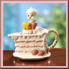 Tweety Bird teapot