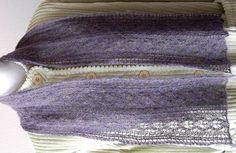 Free Knitting Pattern - Scarves: Mist Lace Scarf